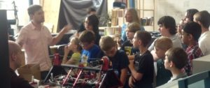 Grow a Generation Tour of Astrobotics