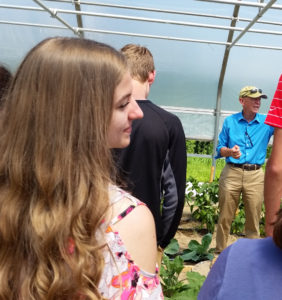 Grow a Generation 2016 STEM Careers Tour Chatham University Falk School of Sustainability 13