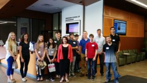 Grow a Generation 2016 STEM Careers Tour University of Pittsburgh Chemical Engineering 26